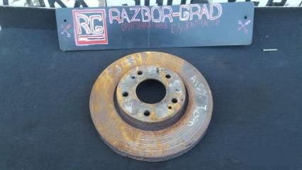 Запчасть тормозной диск передний Hyundai Tucson