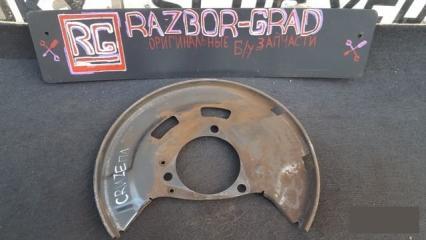 Запчасть щиток тормозного диска Chevrolet Cruze