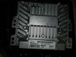 Запчасть блок управления двигателем эбу Ford Focus 2