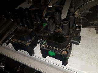 Запчасть катушка зажигания Ford Focus 2
