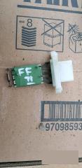 Запчасть резистор отопителя Ford Focus 2