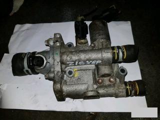 Запчасть корпус термостата Opel Astra