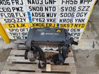 Двигатель Opel Meriva