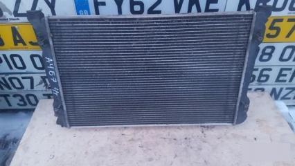 Запчасть радиатор основной Audi A4