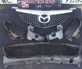 Запчасть решетка бампера передняя Mazda 3 BK 2005