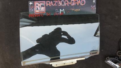 Запчасть стекло заднее левое Toyota Avensis 2004