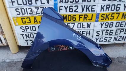 Запчасть крыло переднее правое Hyundai i30 2008