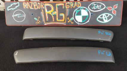 Запчасть накладка бампера передняя левая Ford Focus 2 2005